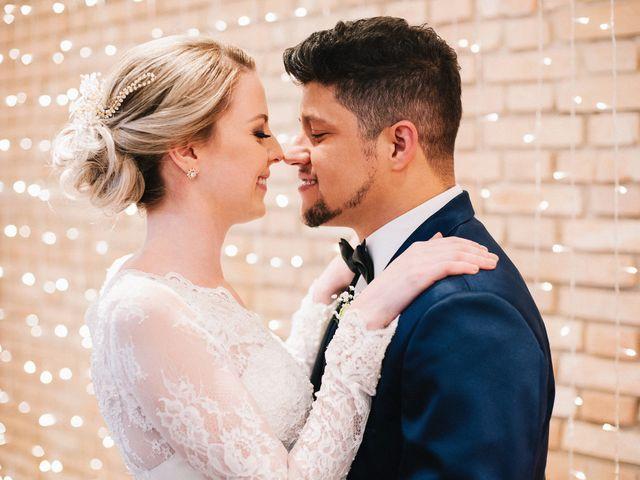 O casamento de Mônica e Bruno