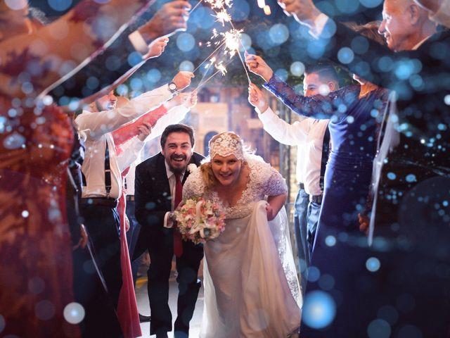 O casamento de Priscila e Júlio