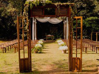 O casamento de Stefane e Lucas 1