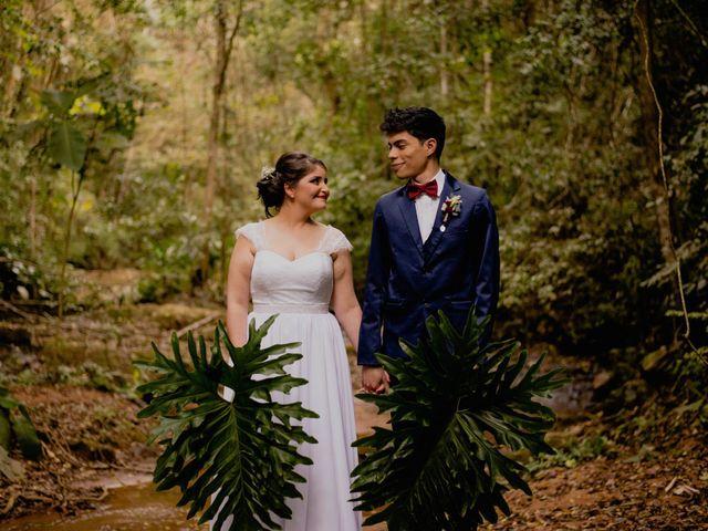 O casamento de Stefane e Lucas