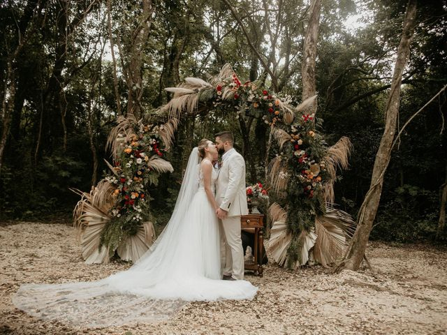O casamento de Natasha e Marcelo