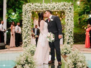 O casamento de Tatiana e Pablo