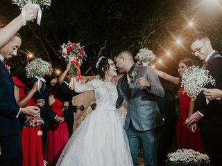 O casamento de Raquel e Adriano
