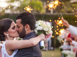 O casamento de Paula e Diego