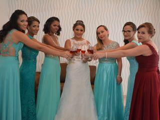 O casamento de Beatriz e Maycon 1