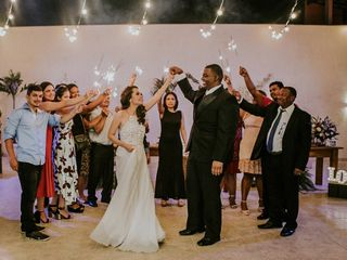 O casamento de Sabrina e Marcos Felipe