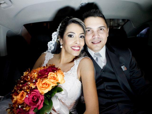 O casamento de Marco e Camila em São Paulo, São Paulo 17