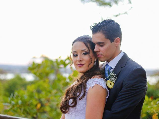 O casamento de Bruna e Daniel