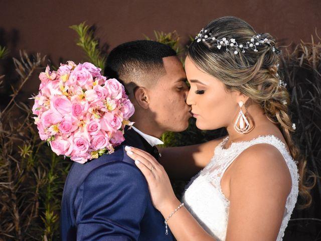O casamento de Beatriz e Maycon