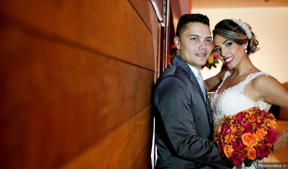 O casamento de Marco e Camila em São Paulo, São Paulo