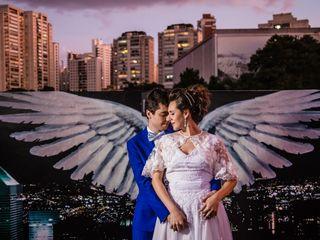 O casamento de Jade e Daniel