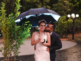 O casamento de Yasmin e Silvio 1