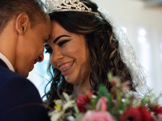 O casamento de Jucimare e Edson 3