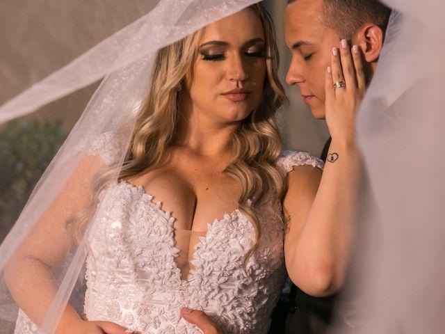 O casamento de Jéssica e Aldo