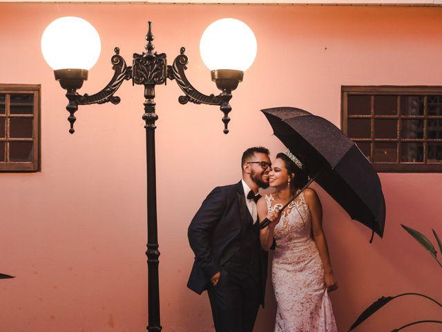 O casamento de Yasmin e Silvio