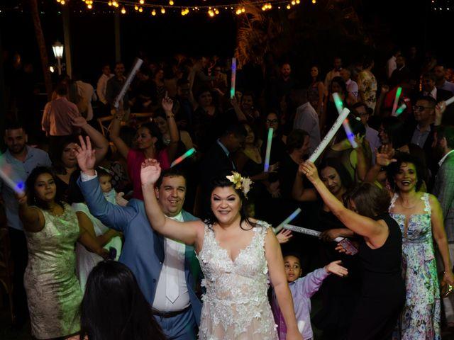 O casamento de Aline e Deivid