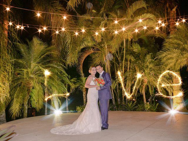 O casamento de Simone e Alexandre