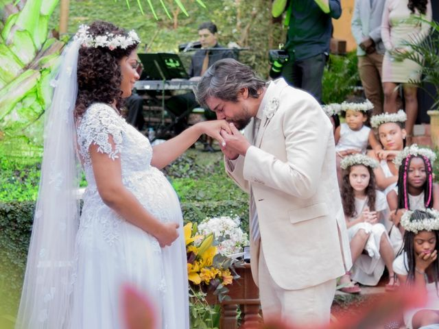 O casamento de Juliana e Hernane