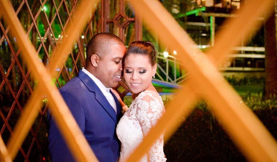 O casamento de Rogério e Evelym em Mairiporã, São Paulo