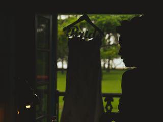 O casamento de Erica e Leo 1