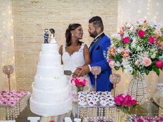 O casamento de Núbia e Jackson 1
