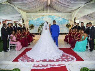 O casamento de Núbia e Jackson 3