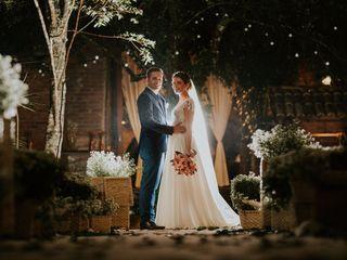 O casamento de Karine e Guilherme