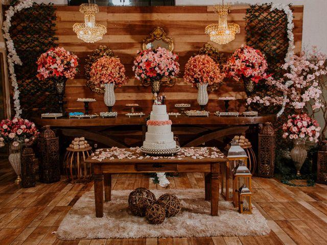 O casamento de Diansen e Thaissa em Duque de Caxias, Rio de Janeiro 14