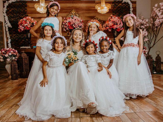 O casamento de Diansen e Thaissa em Duque de Caxias, Rio de Janeiro 19