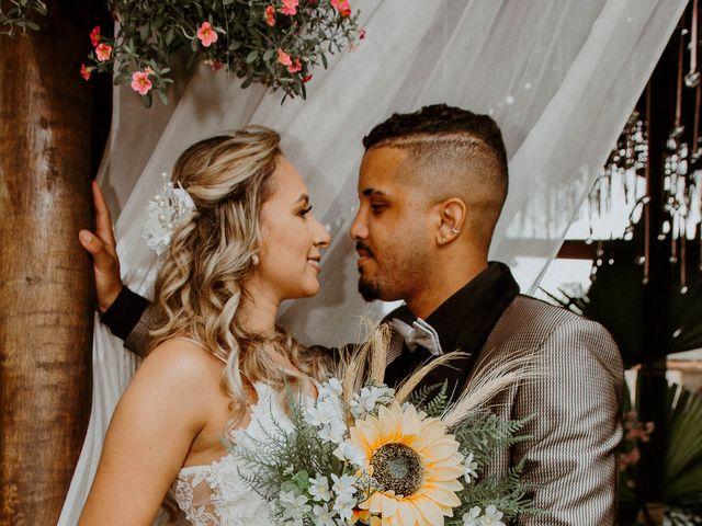 O casamento de Diansen e Thaissa em Duque de Caxias, Rio de Janeiro 1