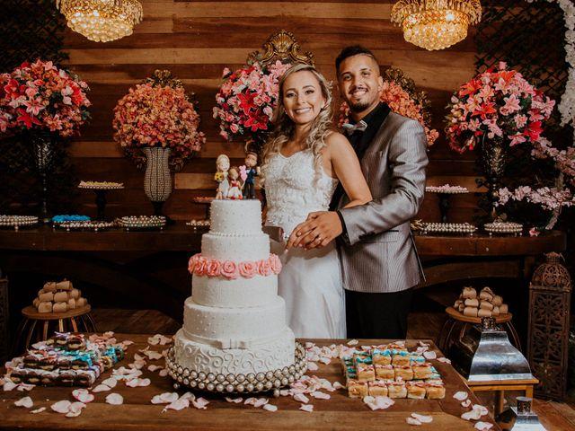 O casamento de Thaissa e Diansen
