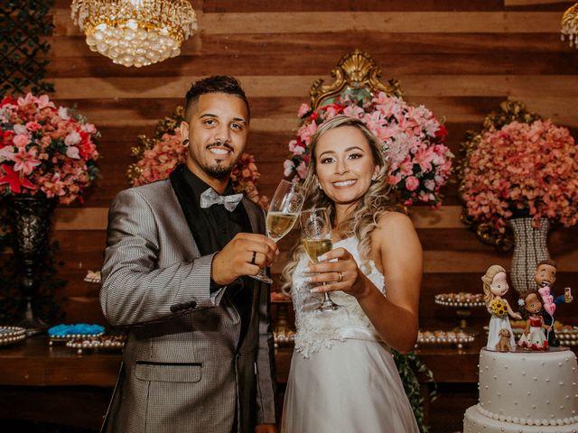 O casamento de Diansen e Thaissa em Duque de Caxias, Rio de Janeiro 2