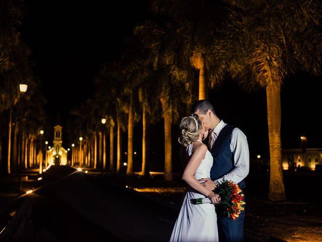 O casamento de Ingrid e Alexandre