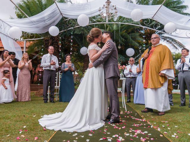 O casamento de Caroline e Fabio