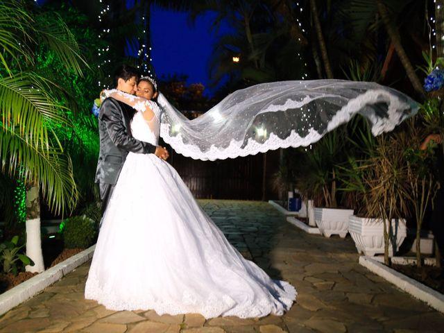 O casamento de Kassieli e Rodrigo