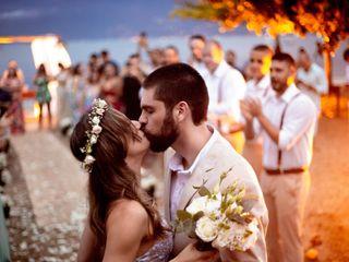 O casamento de Tati e Marco 1