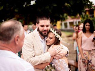 O casamento de Tati e Marco 3
