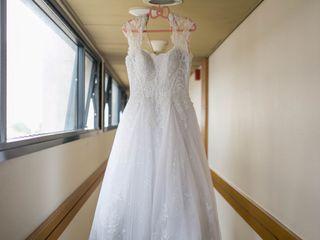 O casamento de Viviane e Willian 1