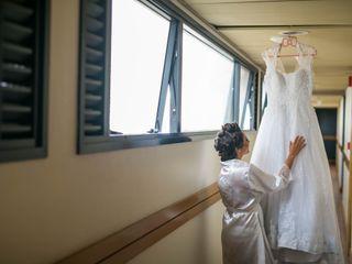 O casamento de Viviane e Willian 3
