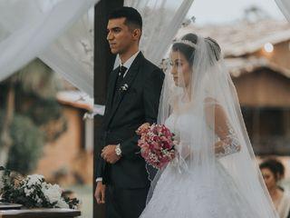 O casamento de Luciana e Igor