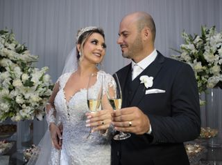 O casamento de Aleandra e Carlos Eduardo 2