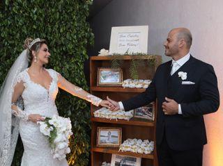 O casamento de Aleandra e Carlos Eduardo