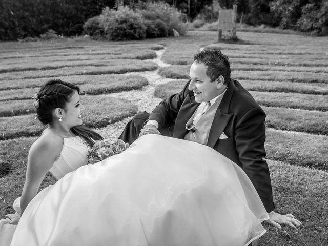 O casamento de Priscila e Felipe