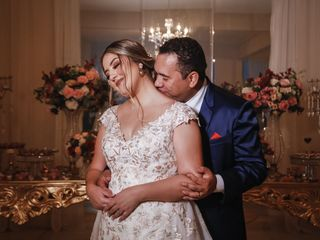 O casamento de Jaqueline Mayara e Leandro