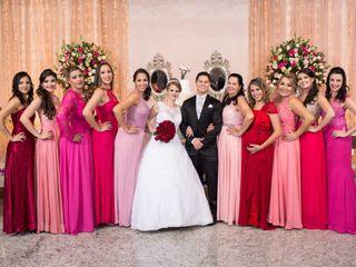 O casamento de Douglas e Tayná 1