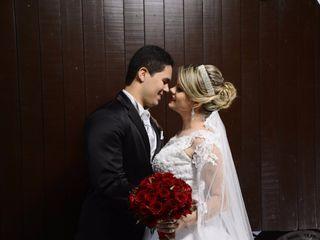 O casamento de Douglas e Tayná