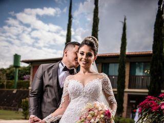 O casamento de Stefanne e Walter