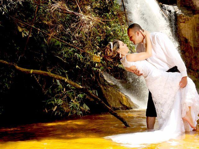 O casamento de Karliany e Paulo