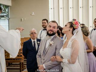 O casamento de Bruno e Paola 1