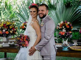 O casamento de Bruno e Paola